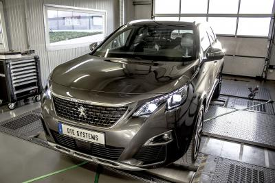 Peugeot tuning: tuning box in the 5008 GT