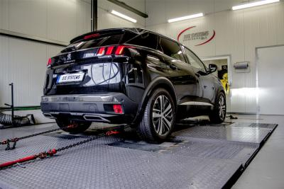 Chip tuning for the french SUV
