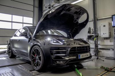 Chiptuning: Mehr PS für den Porsche Macan