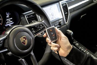 PedalBox: Gaspedal-Tuning für den Porsche