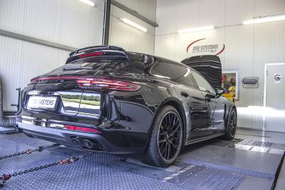 Porsche-Tuning von DTE
