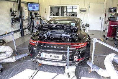 Chiptuning Porsche 911 Carrera 4S II