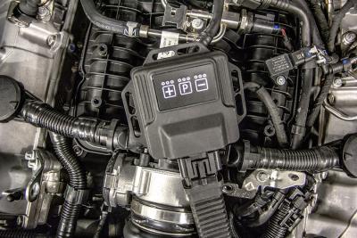 PowerControl SNT im Porsche Macan