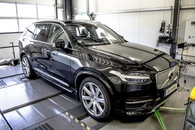 Chiptuning for the Volvo XC 90
