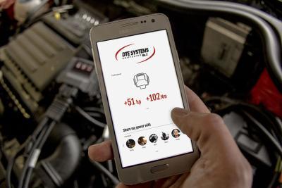PowerShare: Teile das DTE-Tuning mit deinen Freunden