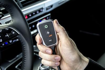 PedalBox<sup>+</sup>: DTE tarafindan sunulan hizlandici ayarlama urunudur