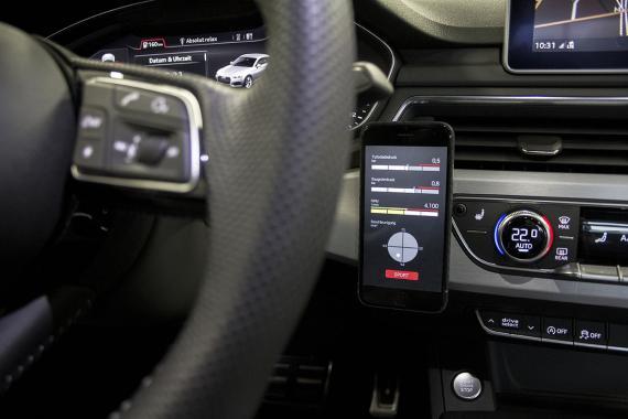 Chiptuning mit Smartphone App