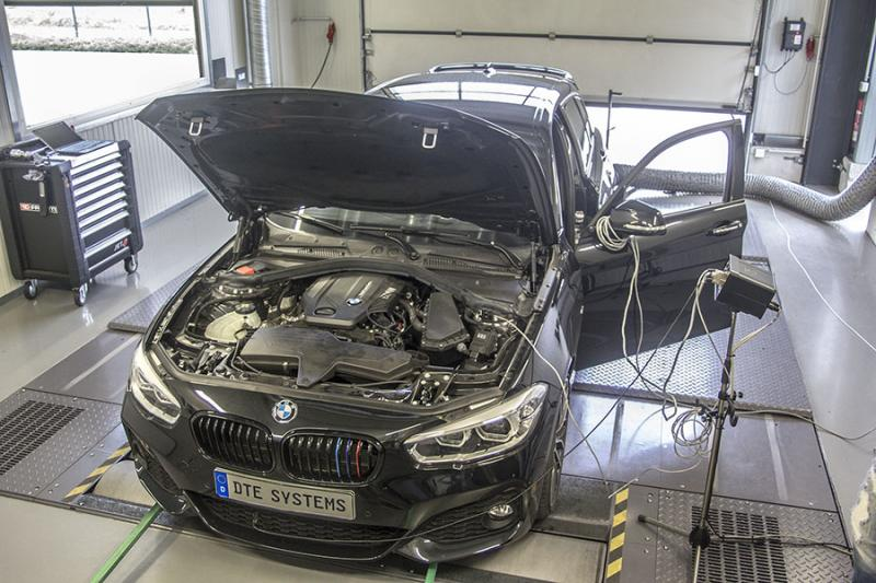 Chiptuning BMW 1