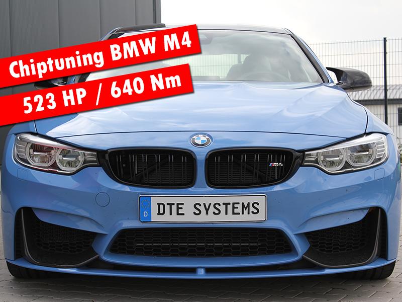 Chiptuning BMW M4
