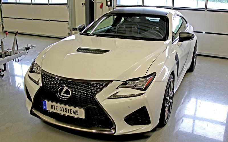 Tuning Lexus RC F