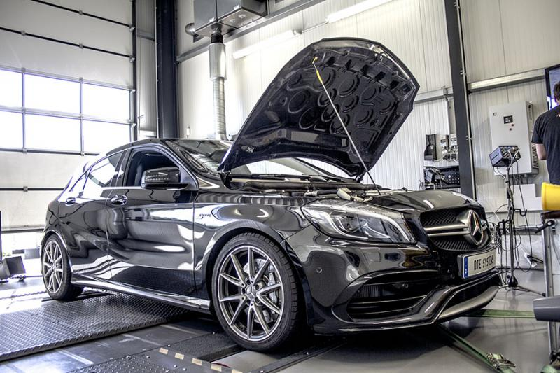 Mercedes A45 Chiptuning