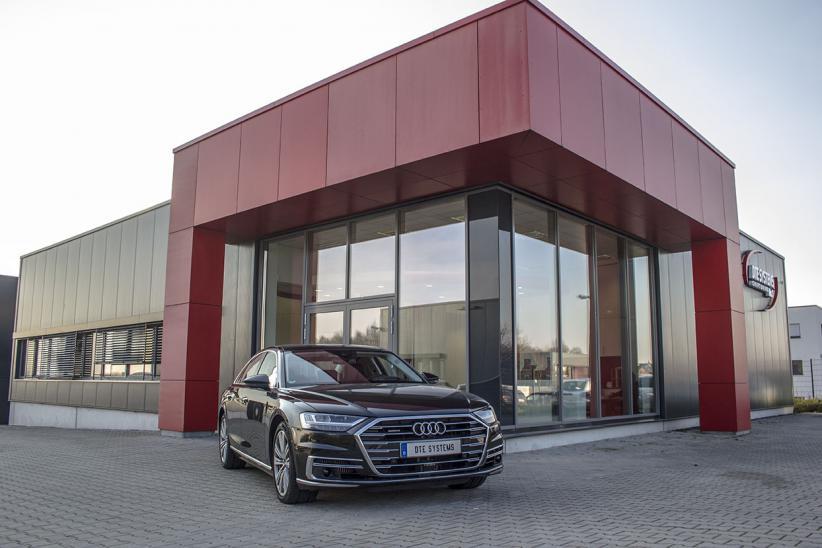 Audi A8 50TDI chiptuning
