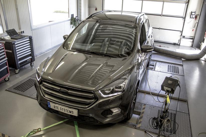 DTE-Tuning für den Ford Kuga