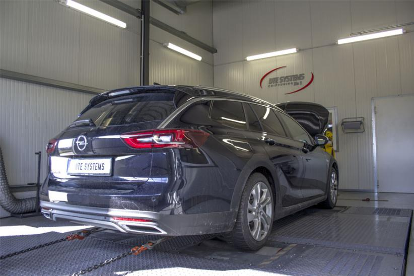 DTE tuning for the Opel Insignia B