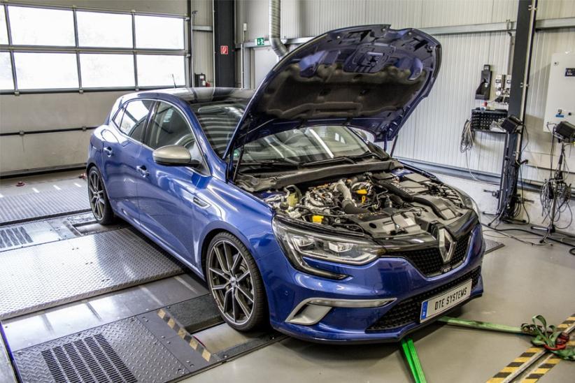 DTE-Tuning für den Renault Mégane GT