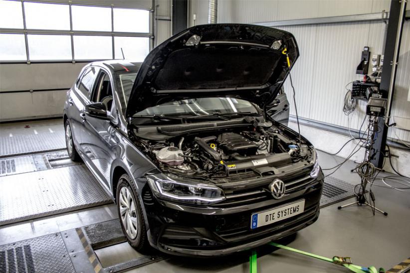 DTE-Tuning für den VW Polo
