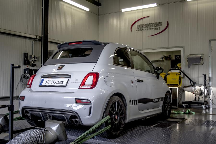 Tuning for the Abarth 500