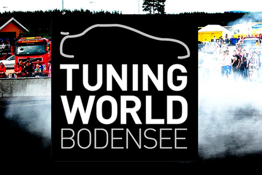 DTE auf der Tuning-World Bodensee;