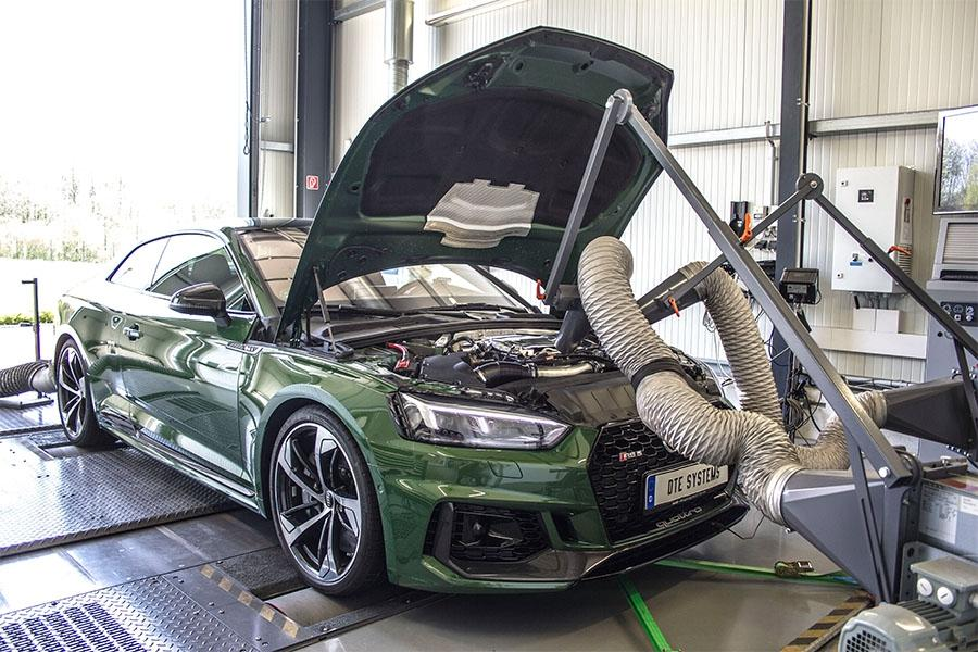 Tuning for the Audi RS5