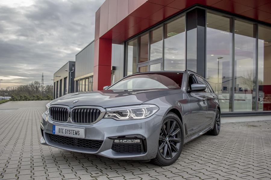 Tuning for the BMW 540i