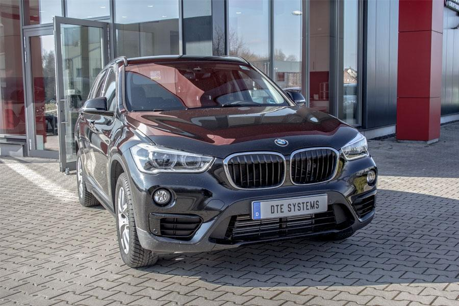 Tuning for the BMW X1