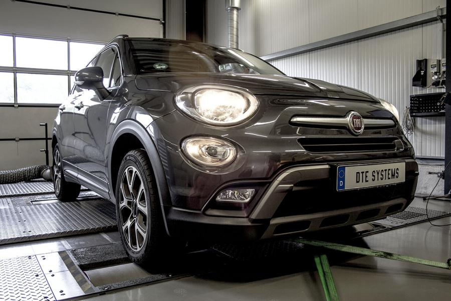 Tuning for the Fiat 500X