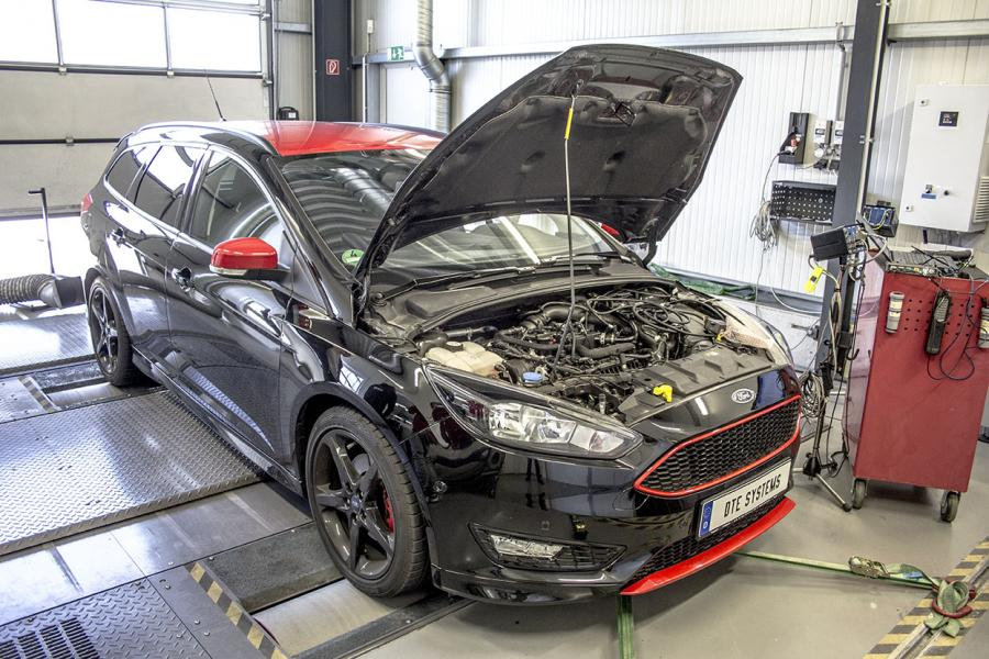 tuning for the Ford Focus Ecoboost