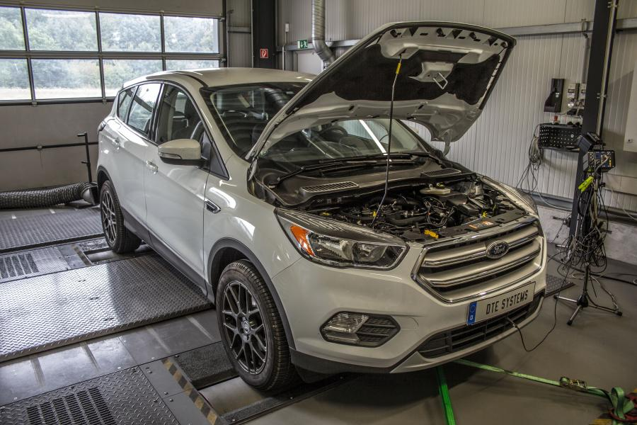 Tuning for the Ford Kuga