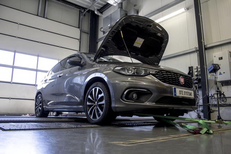 Tuning for the Fiat Tipo