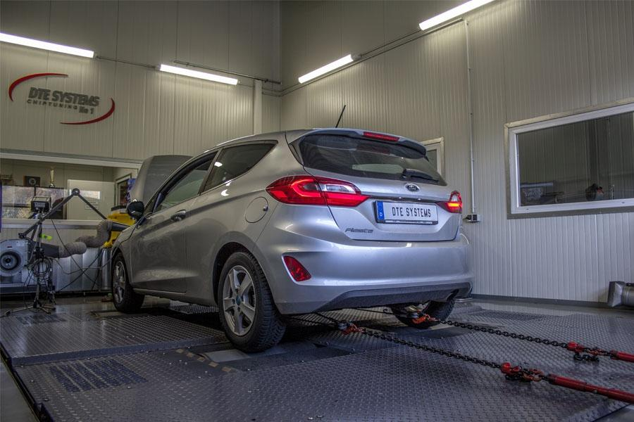 Chip tuning for the 2017 Ford Fiesta