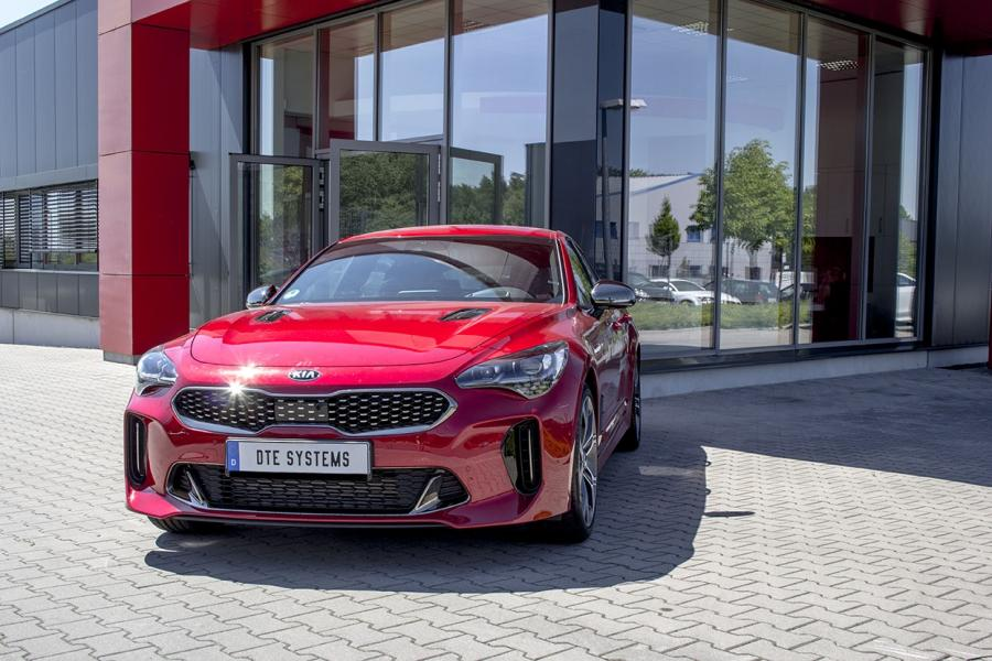 DTE-Tuning for the Kia Stinger