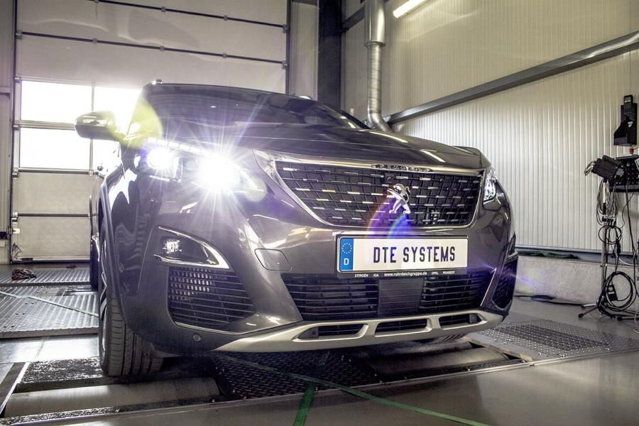 Tuning for the Peugeot 5008