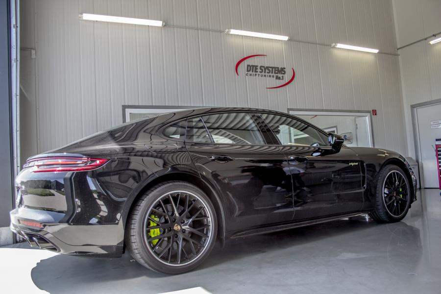 Tuning for the Porsche Panamera