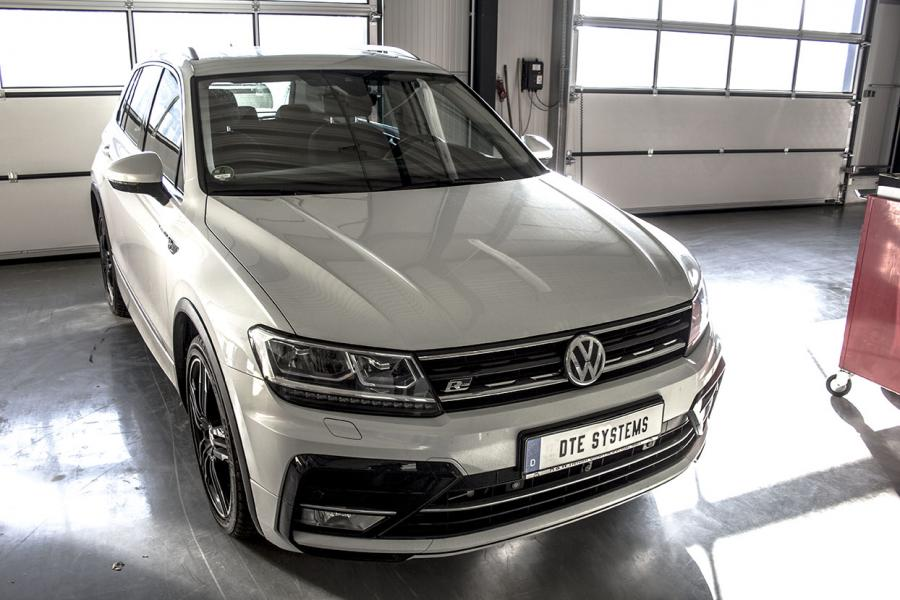 Tuning for the VW Tiguan 2.0