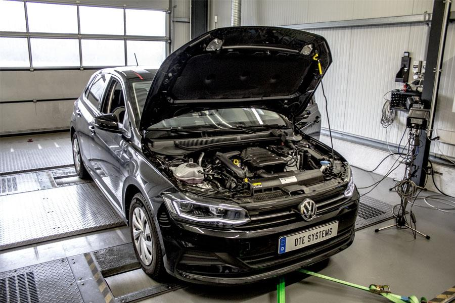 Tuning for the VW Polo
