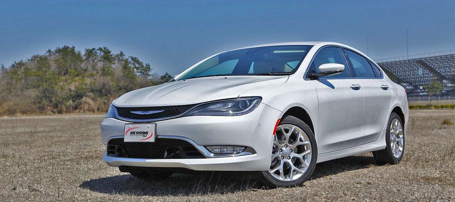 Chrysler Motortuning für mehr Leistung und Drehmoment
