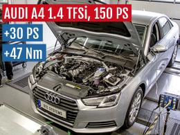 Audi A4 Chiptuning Sonderangebot