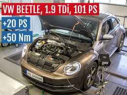 VW Beetle Motortuning