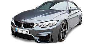 Chip tuning BMW M4