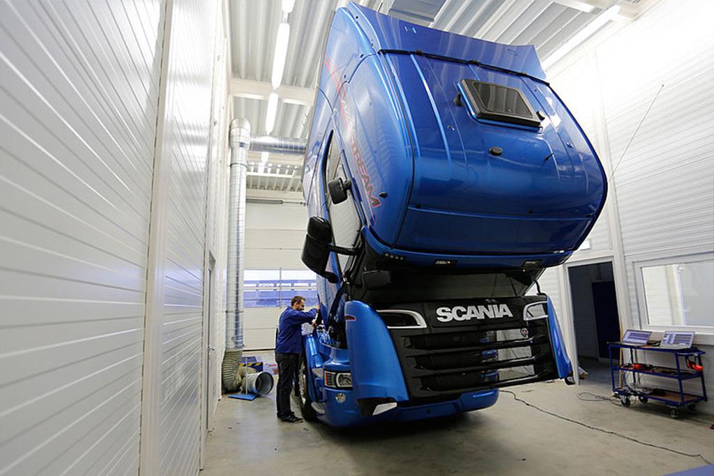 Scania R520 Euro 6