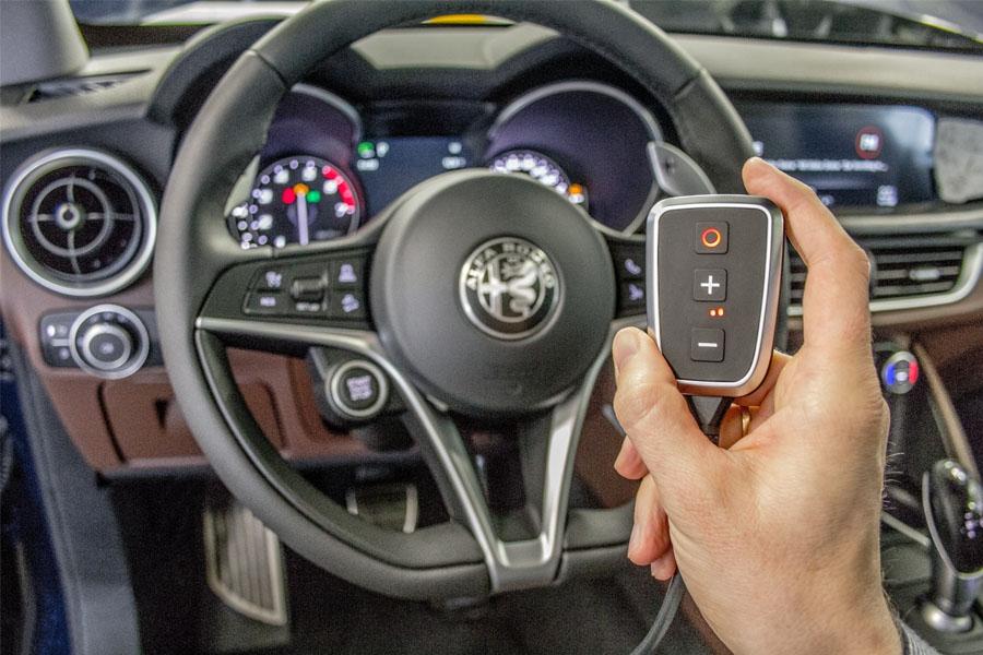 Alfa Romeo Stelvio Dte Tuning
