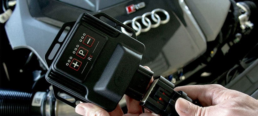 PowerControl RX in the Audi RS5