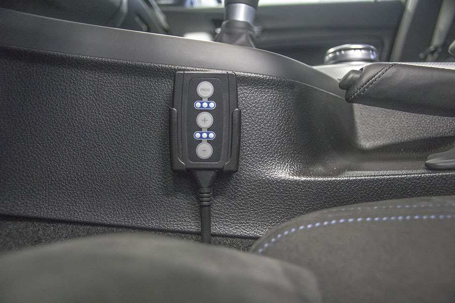 The DTE PedalBox for BMW