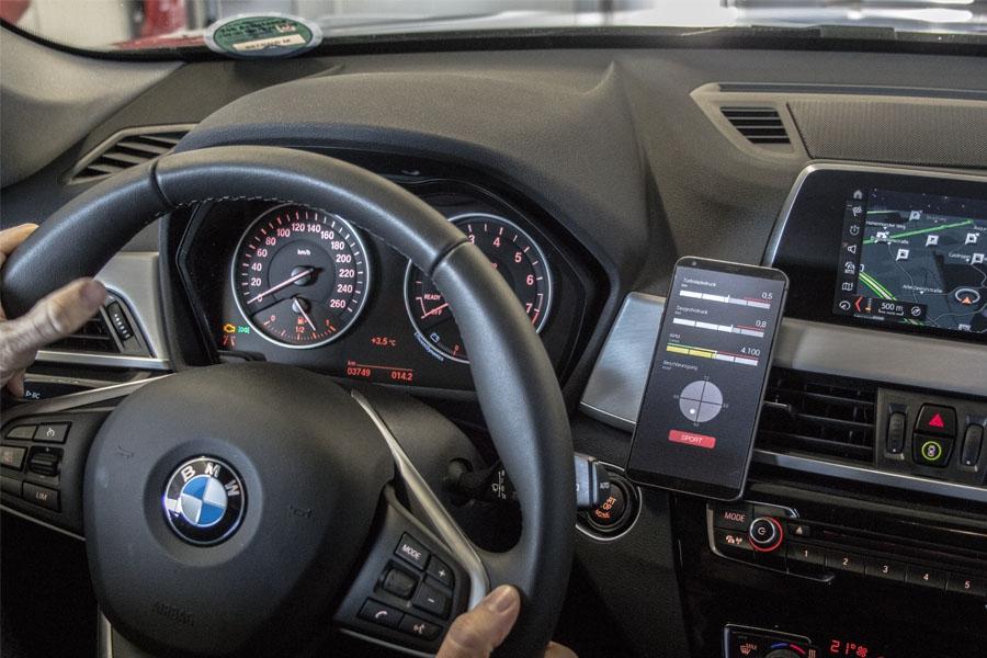 geeignet f/ür alle BMW 2er 218 Modelle Chiptuning Box von Pro Systems Germany