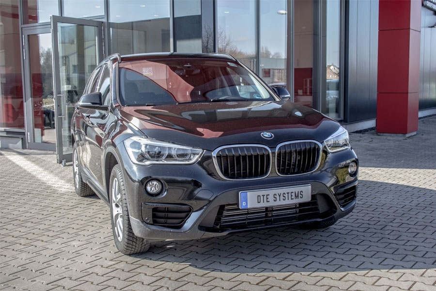 Dte Tuning For The Bmw X1