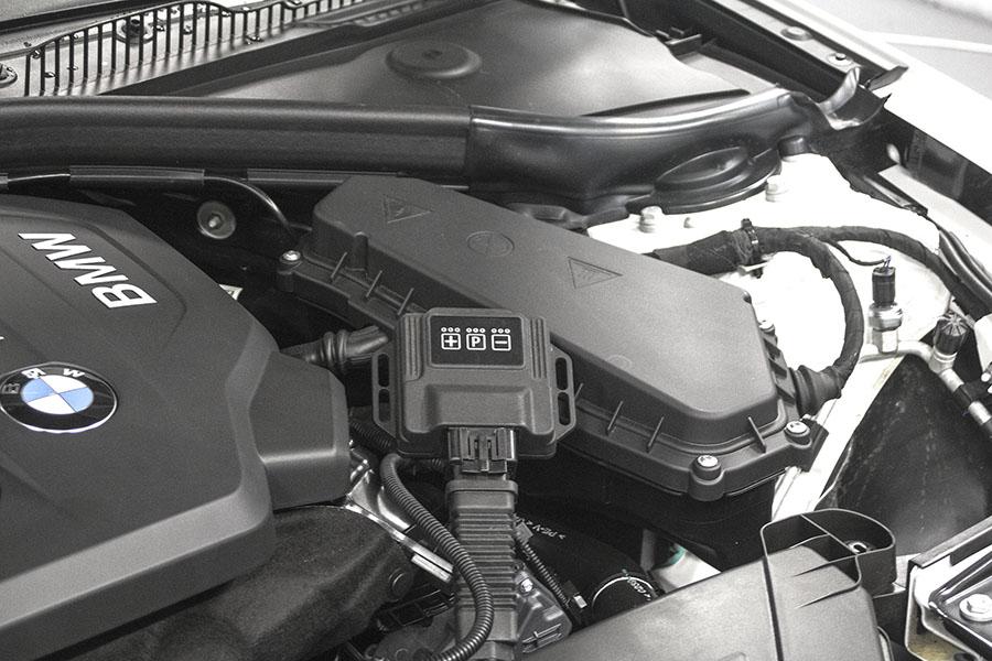 Chip de potencia BMW I Más fuerza para su BMW