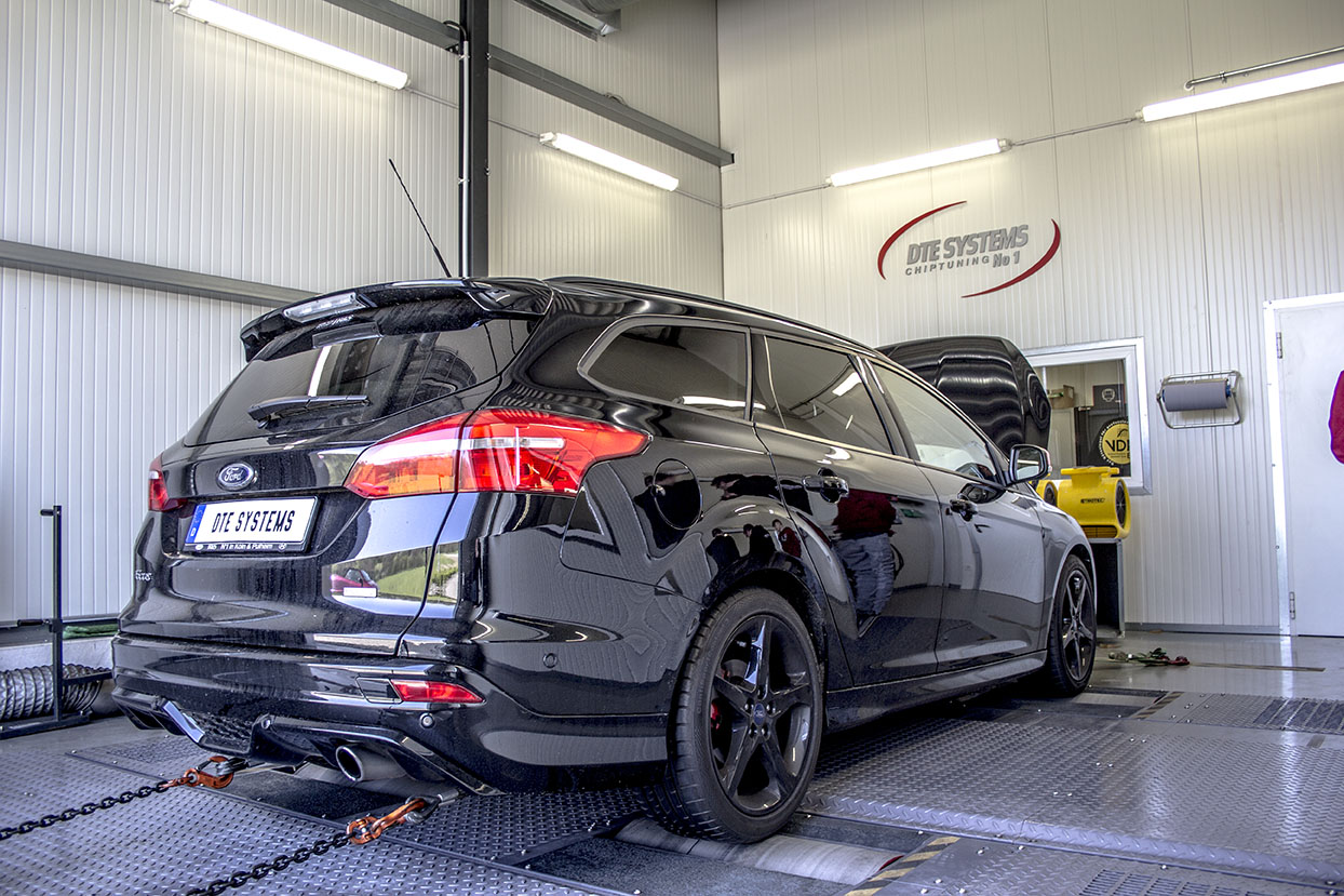 Ford Focus Ecoboost Tuning