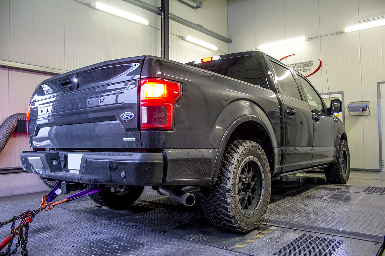 Ford F-150 Ecoboost I Chip tuning