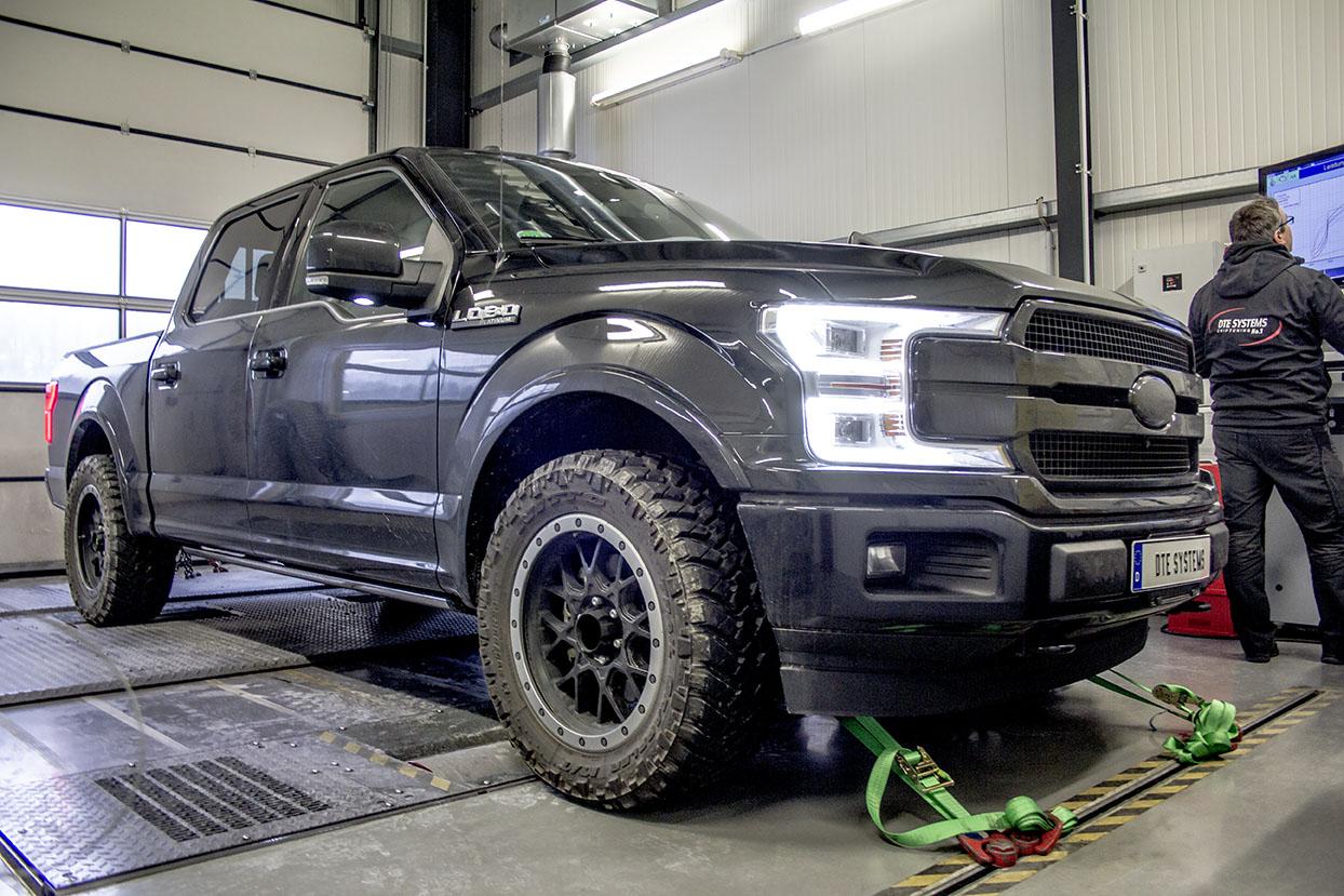 Fastlane Starts Tuning Ford F 150 Ecoboost V 6