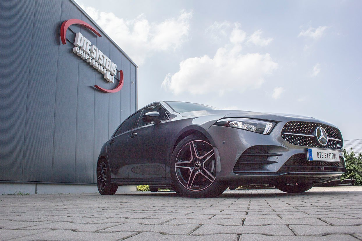 Mercedes A class I Tuning A 200 (W177)